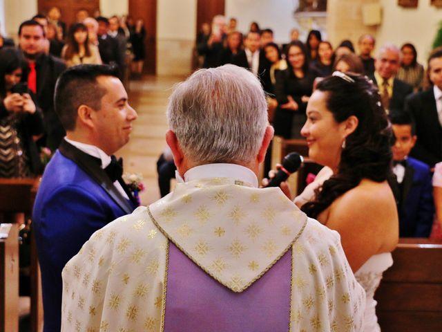 El matrimonio de Roberto y Valeria en Graneros, Cachapoal 25