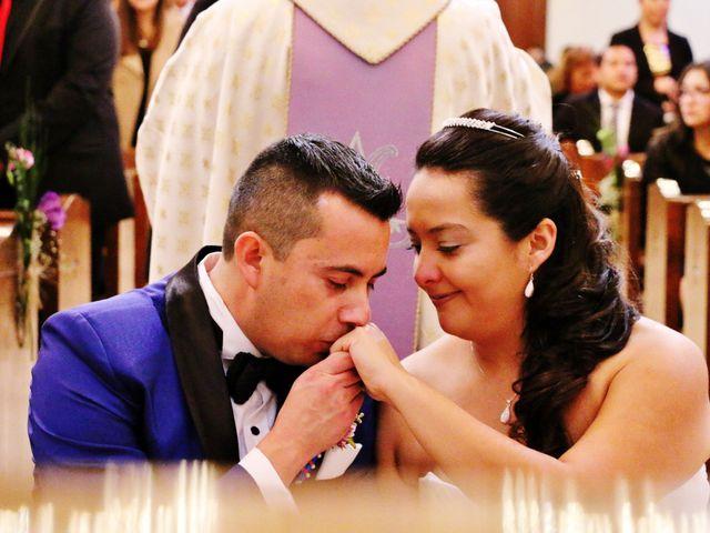 El matrimonio de Roberto y Valeria en Graneros, Cachapoal 26