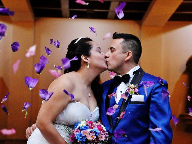 El matrimonio de Roberto y Valeria en Graneros, Cachapoal 29