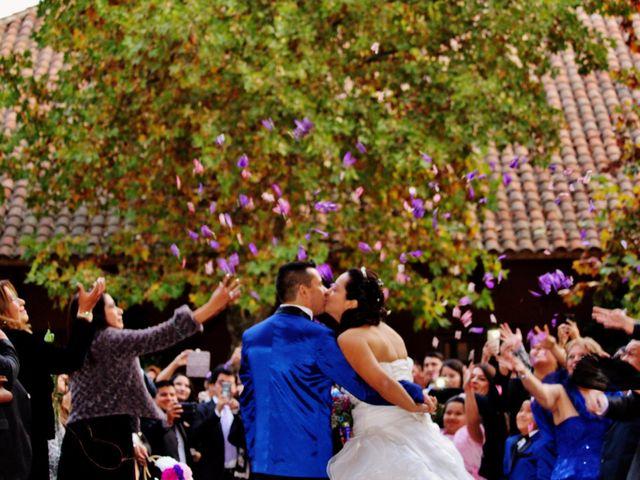 El matrimonio de Roberto y Valeria en Graneros, Cachapoal 30