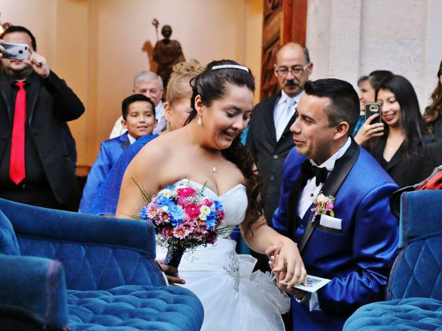 El matrimonio de Roberto y Valeria en Graneros, Cachapoal 31