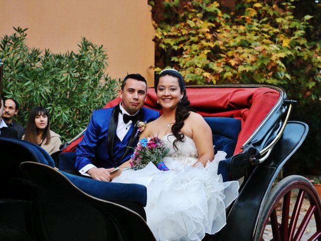 El matrimonio de Roberto y Valeria en Graneros, Cachapoal 32