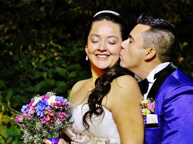 El matrimonio de Roberto y Valeria en Graneros, Cachapoal 40