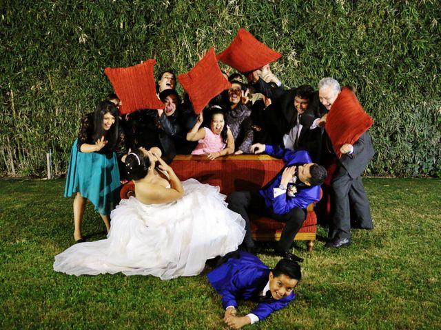 El matrimonio de Roberto y Valeria en Graneros, Cachapoal 41