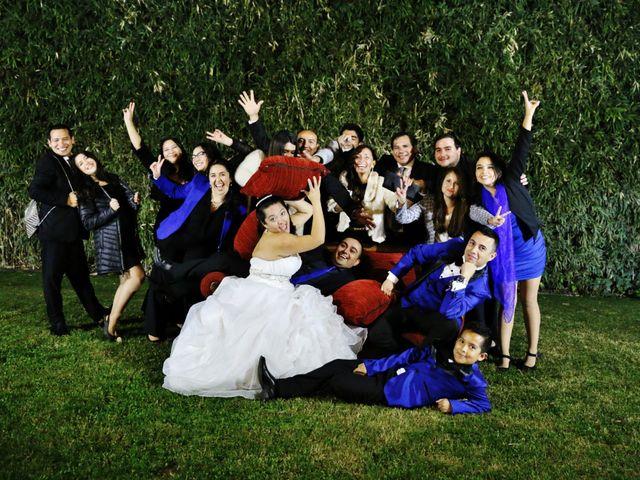 El matrimonio de Roberto y Valeria en Graneros, Cachapoal 44