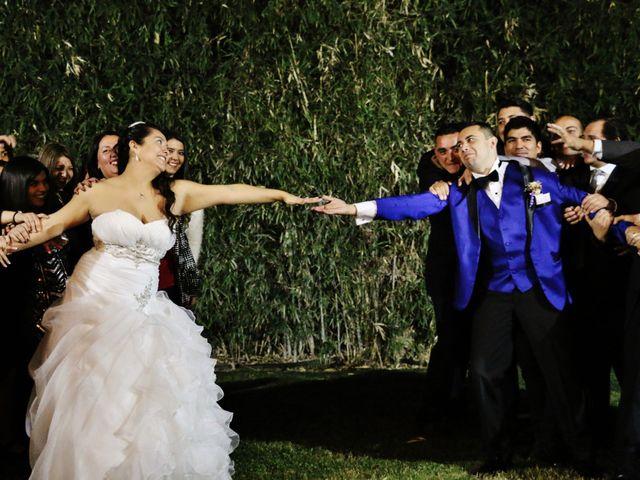 El matrimonio de Roberto y Valeria en Graneros, Cachapoal 46