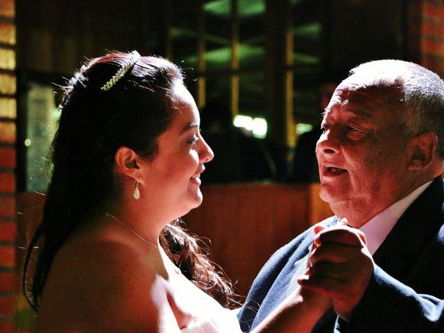 El matrimonio de Roberto y Valeria en Graneros, Cachapoal 50
