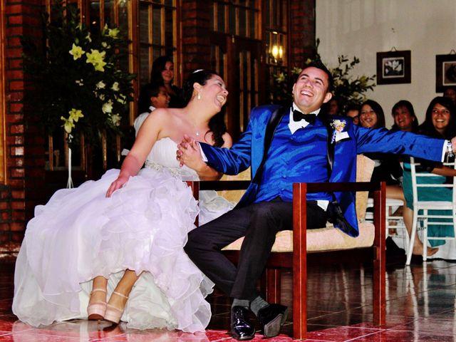 El matrimonio de Roberto y Valeria en Graneros, Cachapoal 54