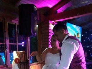 El matrimonio de Haschley  y Jonathan  2