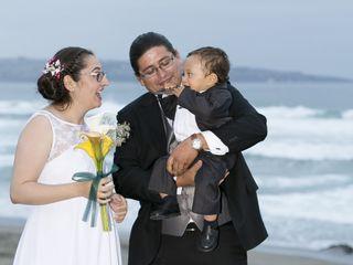 El matrimonio de Paola y Sergio