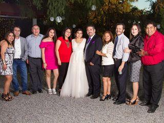El matrimonio de Angie y Alejandro 2