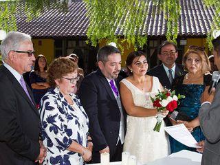 El matrimonio de Angie y Alejandro 3