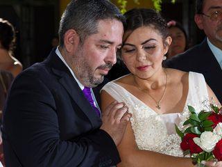 El matrimonio de Angie y Alejandro
