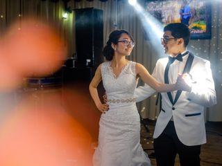 El matrimonio de Andrea y Gerad
