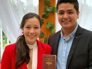 El matrimonio de Yamilet  y Javier  3
