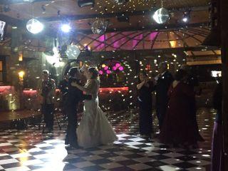 El matrimonio de Cynthia  y Héctor  2