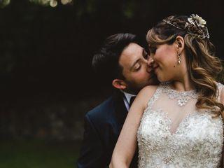 El matrimonio de Cynthia  y Héctor