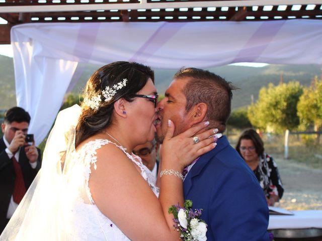 El matrimonio de Melissa y Osvaldo