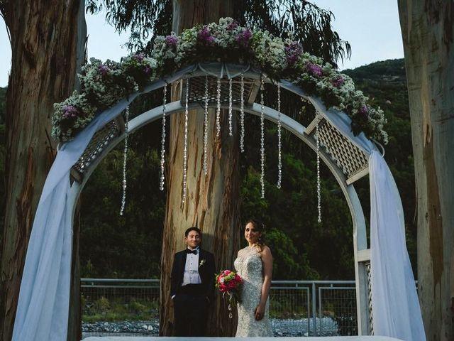El matrimonio de Héctor  y Cynthia  en San José de Maipo, Cordillera 5
