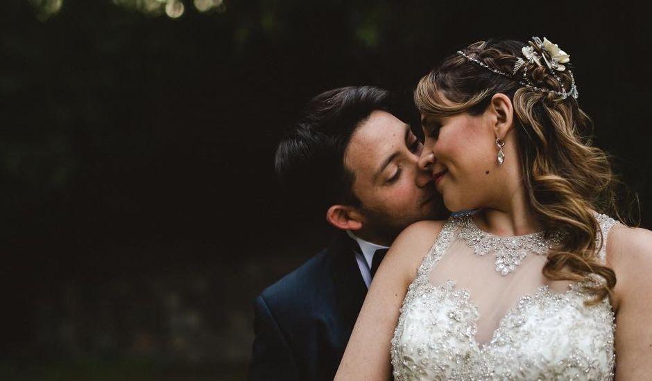 El matrimonio de Héctor  y Cynthia  en San José de Maipo, Cordillera