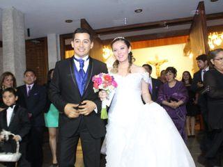 El matrimonio de Natalia y Felipe 2
