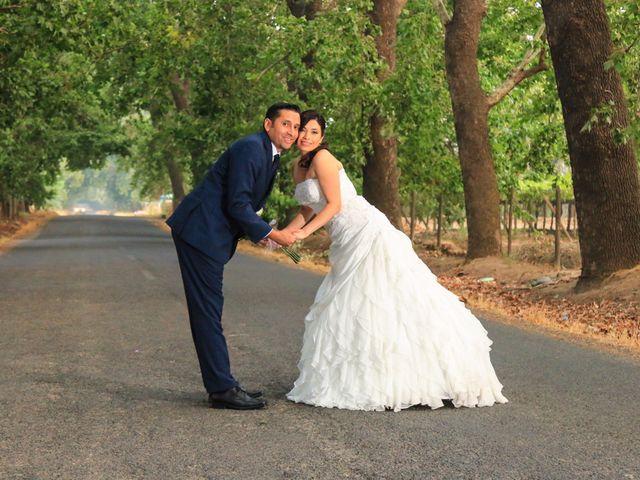 El matrimonio de Antonieta y Rafael