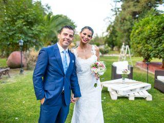 El matrimonio de Lissette y Felipe