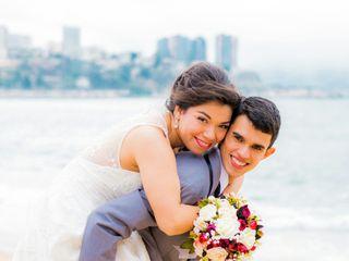 El matrimonio de Marjorie Henriquez y Camilo Bucarey