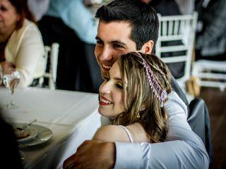 El matrimonio de Katherine y Juan Pablo