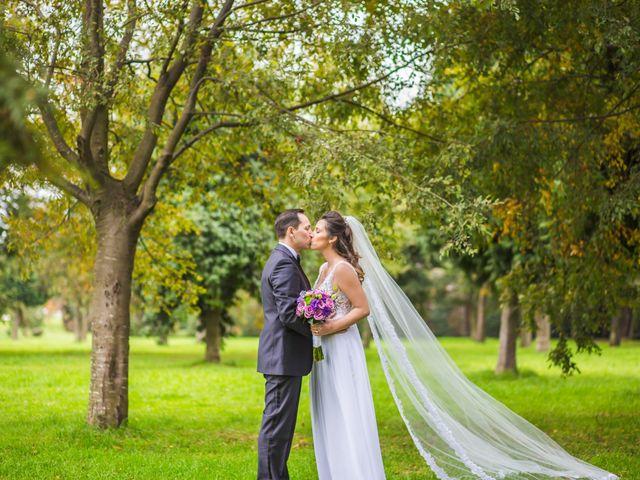 El matrimonio de Camila y Edwuard