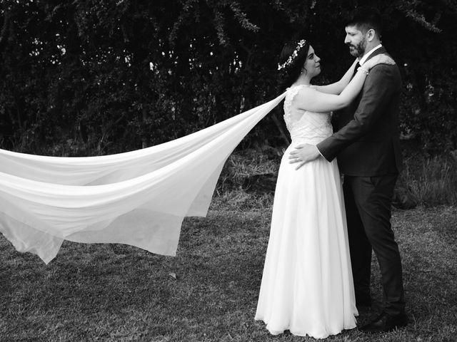 El matrimonio de Javiera y Andres