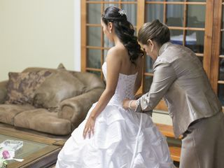 El matrimonio de Wladimir y Kimberly 1