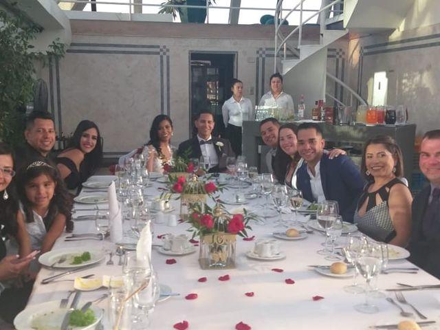 El matrimonio de Ángel David  y Roxany