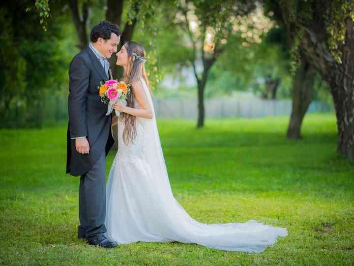 El matrimonio de Isabella y Alberth