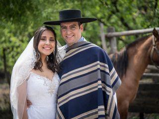 El matrimonio de Fernanda y Luis