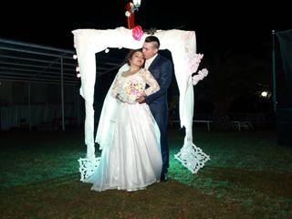 El matrimonio de Miguel  y Yasna