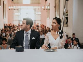 El matrimonio de Belén y Luis 2