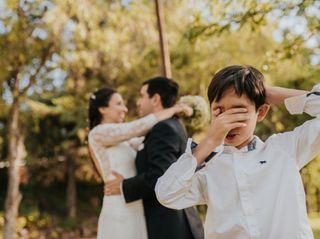 El matrimonio de Belén y Luis 3