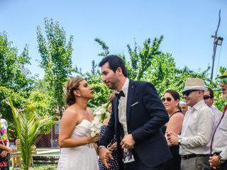 El matrimonio de Paulina y Osvaldo  2