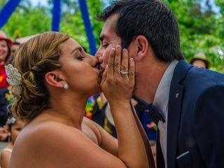 El matrimonio de Paulina y Osvaldo  3