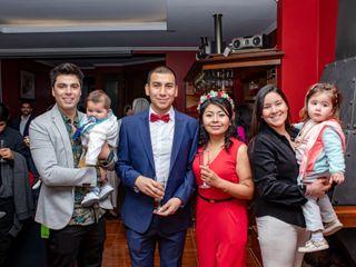 El matrimonio de Mariela y Luis 1