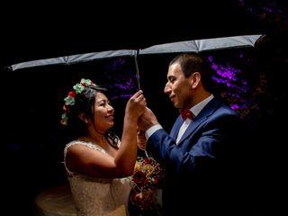 El matrimonio de Mariela y Luis