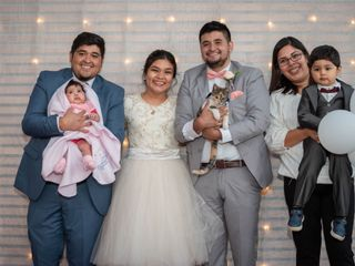 El matrimonio de Mar y Cielo  y Marco Andrés  1