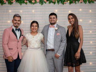 El matrimonio de Mar y Cielo  y Marco Andrés  2