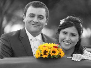 El matrimonio de Paulina y Juan Pablo 1