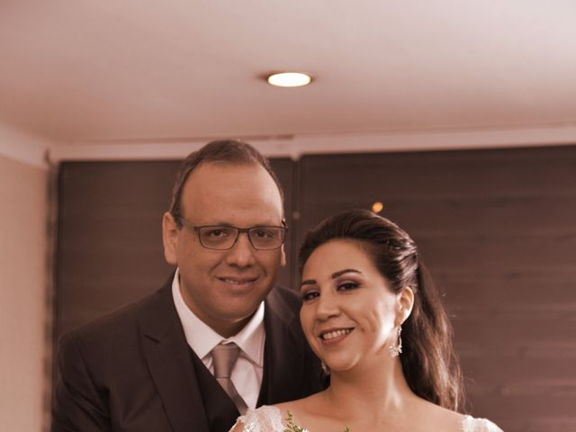 El matrimonio de Susana y Pedro