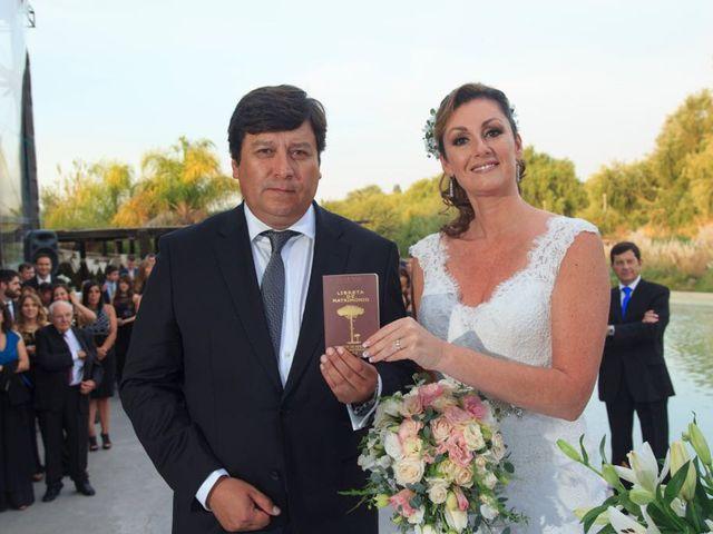 El matrimonio de Paola y Alexis