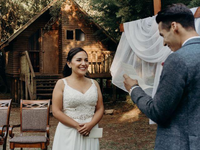 El matrimonio de Daniel y María Paz en Temuco, Cautín 16