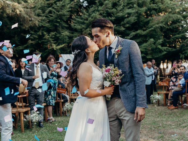 El matrimonio de Daniel y María Paz en Temuco, Cautín 28