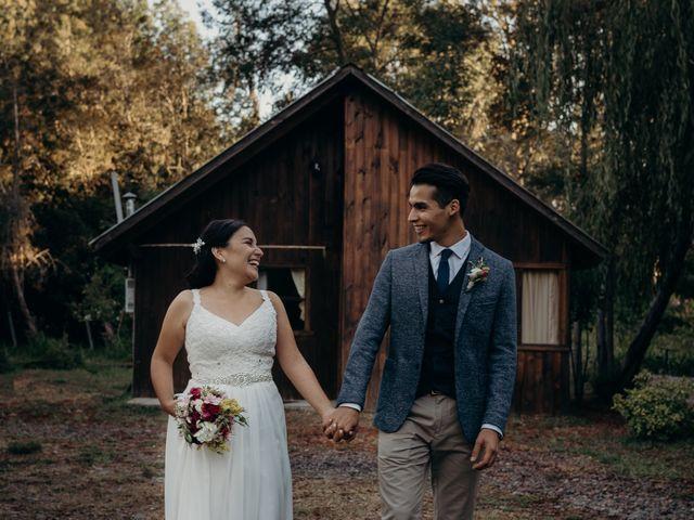 El matrimonio de Daniel y María Paz en Temuco, Cautín 38